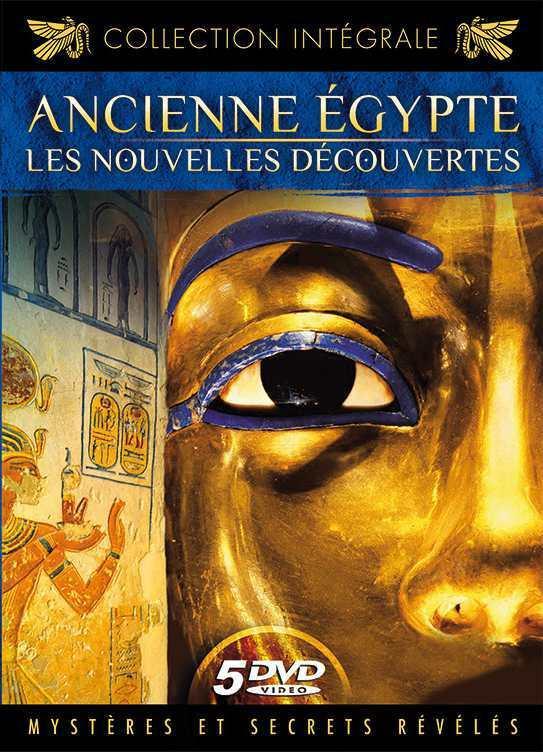 coffret ancienne Egypte : les nouvelles découvertes