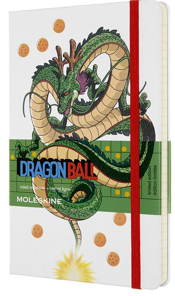 Carnet ligné ; Dragonball ; dragon