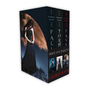 Lauren Kate Passion Series Box Set ; 3 Books in a Box