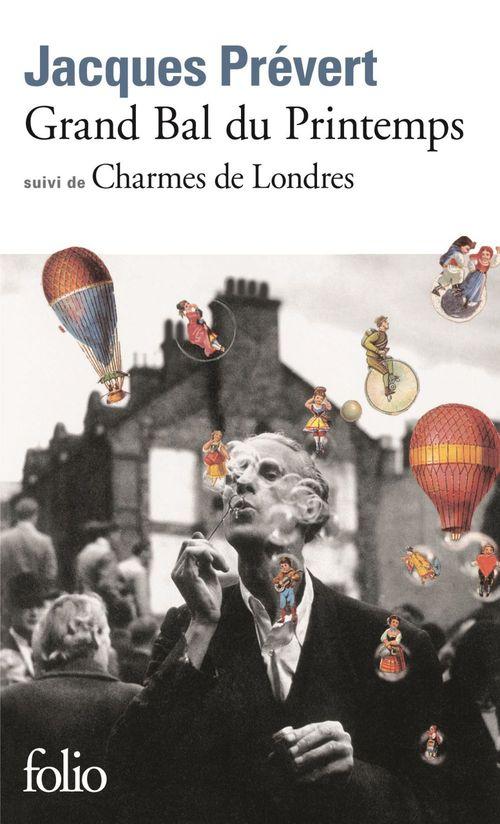 Grand bal du printemps ; charmes de Londres