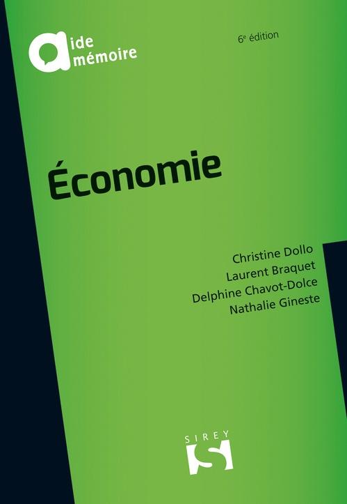 économie (6e édition)