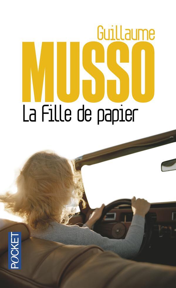 La Fille De Papier Guillaume Musso Pocket Poche Passerelles Vienne