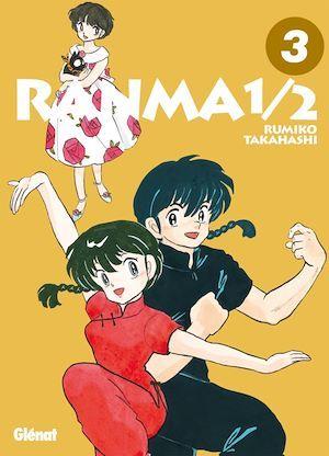 Ranma 1/2 - édition originale t.3