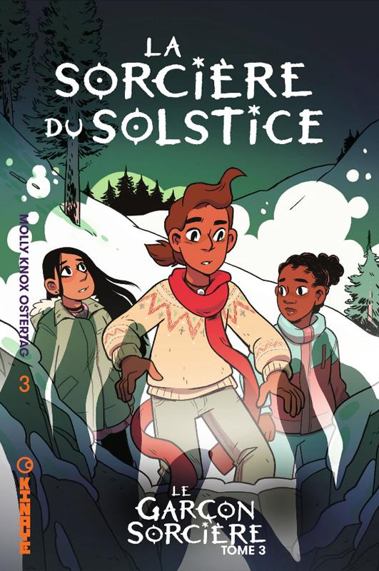 le garçon sorcière t.3 ; la sorcière du solstice