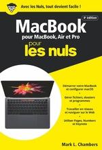 Vente Livre Numérique : MacBook pour les Nuls, poche, 4e éd.  - Mark L. CHAMBERS