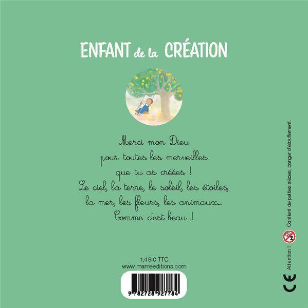 Enfant de la création