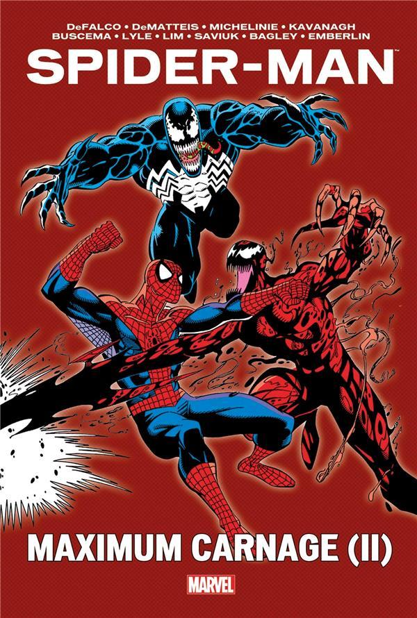 Spider-Man - maximum Carnage T.2