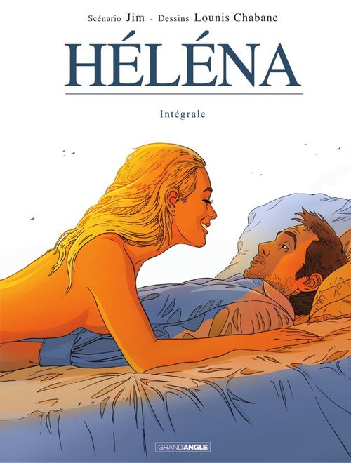 Héléna - Intégrale  - Jim  - Lounis Chabane  - Delphine