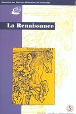 Couverture de Renaissance. bulletin de l ahmuf 28
