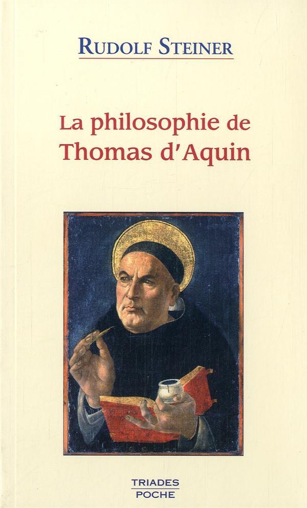 Philosophie de thomas d'aquin