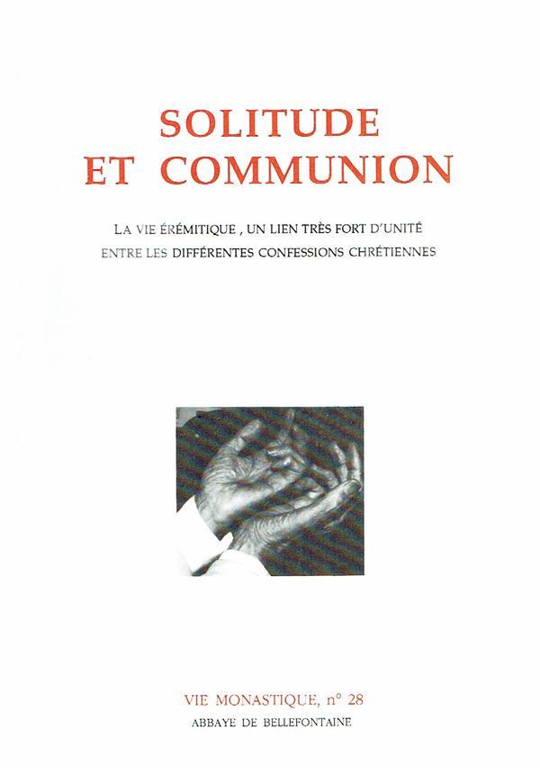 Solitude et communion