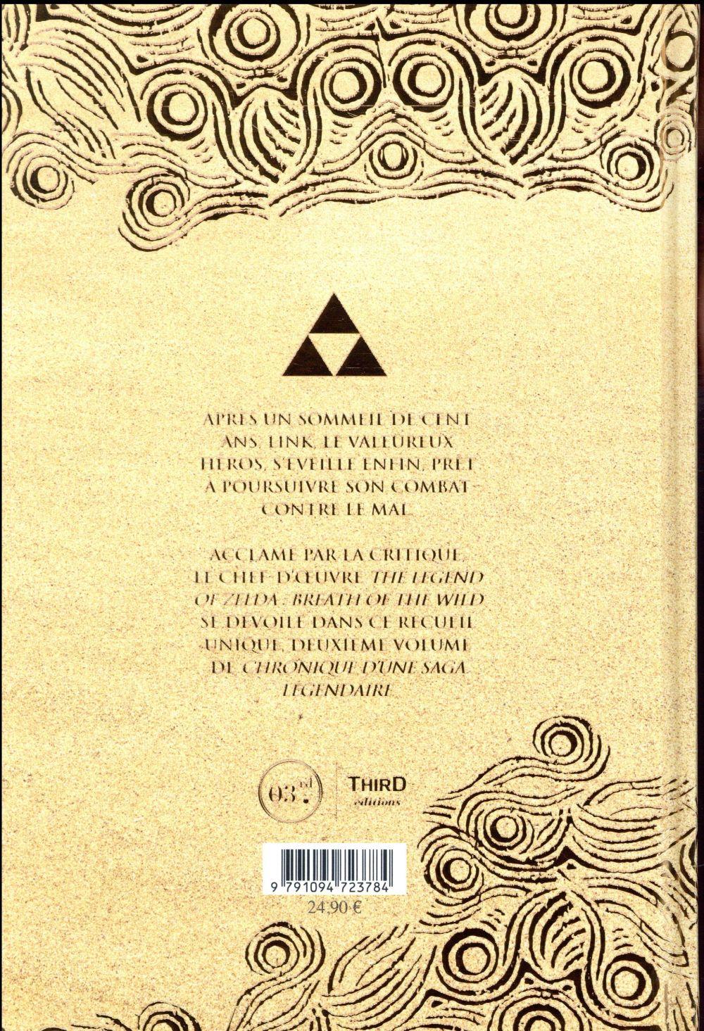 Zelda v.2 ; chronique d'une saga légendaire