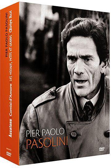 Pier Paolo Pasolini - Coffret