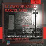 Vente AudioBook : Le passe-muraille - La carte - Le proverbe - La légende poldève  - Marcel Aymé