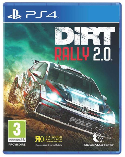 Dirt rally 2.0 - édition day one