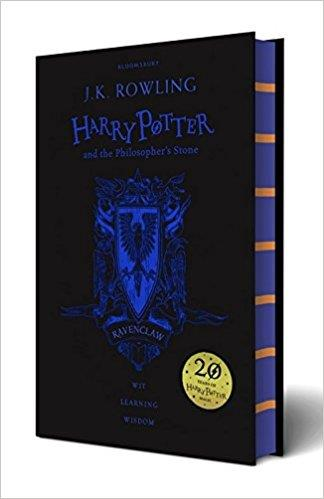 HARRY POTTER AND THE PHILOSOPHER''S STONE - RAVENCLAW EDITION