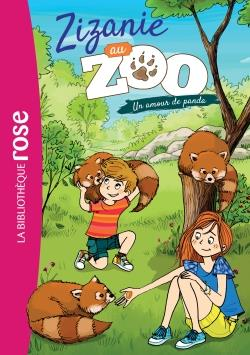 Zizanie au zoo T.3 ; un amour de panda