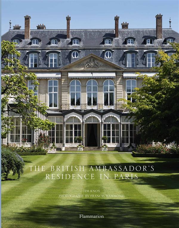 British ambassador's residence in paris