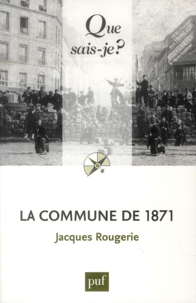 La commune de 1871 (5e édition)