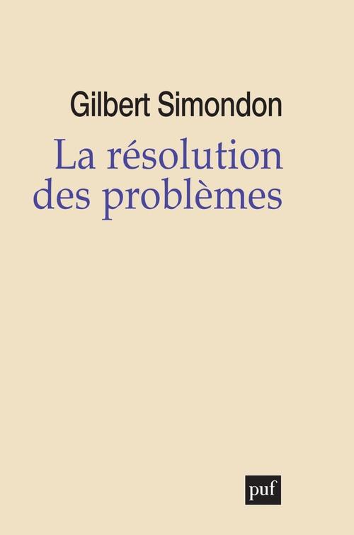 La résolution des problèmes