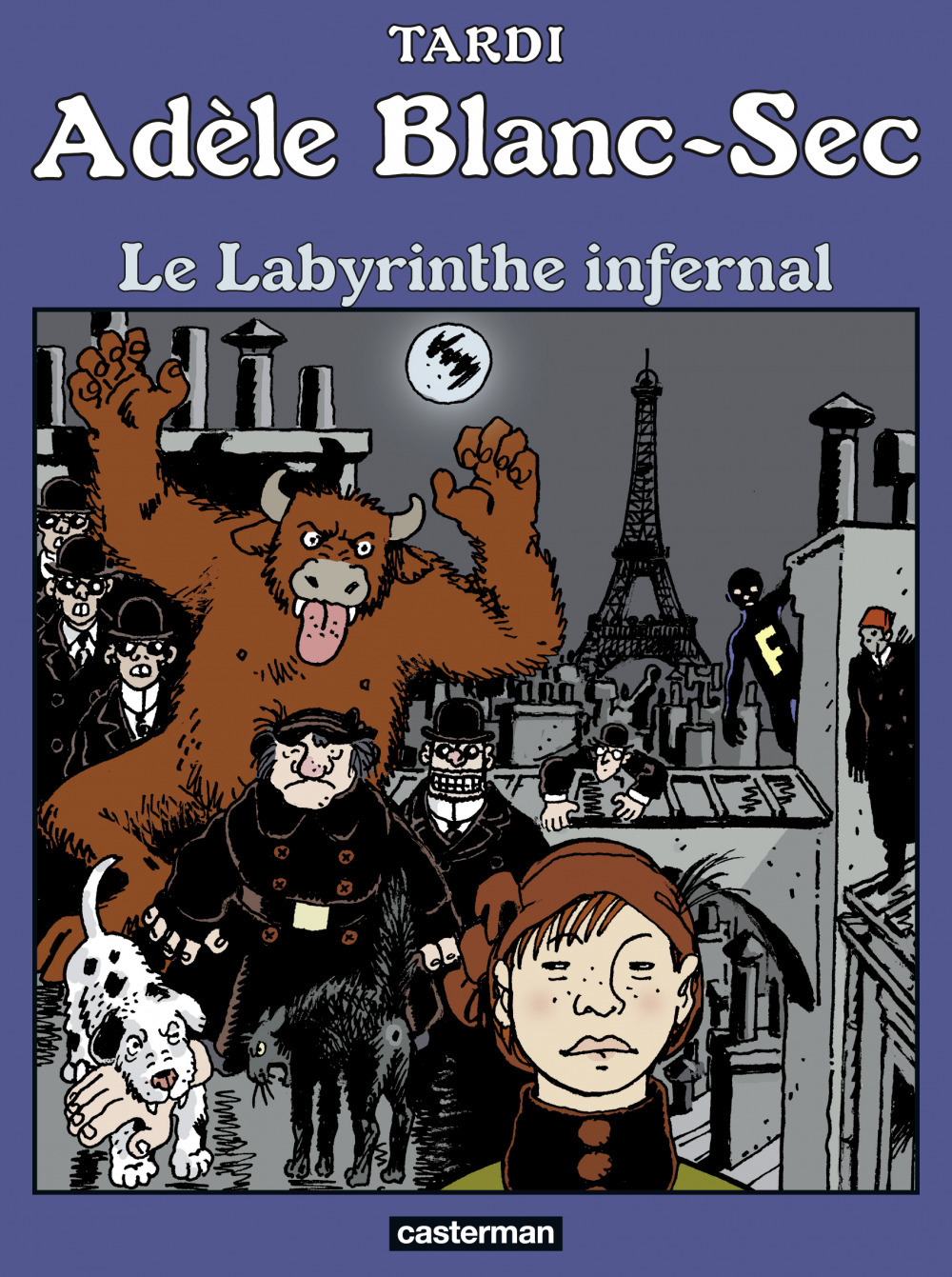 Le labyrinthe infernal