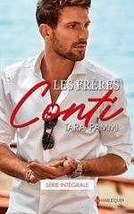 Vente EBooks : Les frères Conti : l'enfant caché de Leandro Conti, mariée à son rival  - Tara Pammi