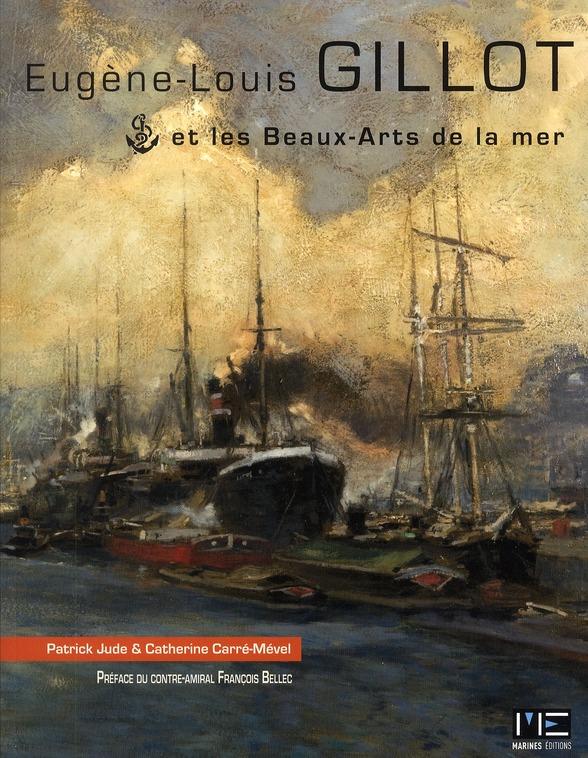 Eugène-Louis Gillot et la société des beaux-arts de la mer