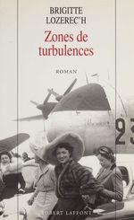 Zones de turbulences