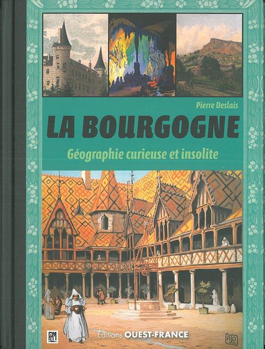 la Bourgogne, géographie curieuse et insolite