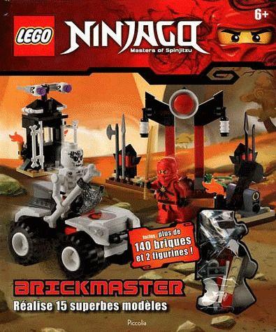 Lego (R) Brickmaster/Ninjago