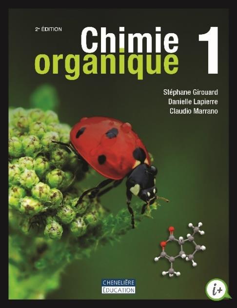 Chimie organique t.1 (2e édition)
