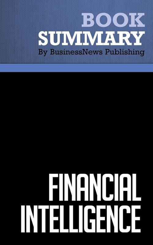 Summary: Financial Intelligence - Karen Berman and Joe Knight
