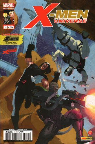 X-Men Universe V2 11