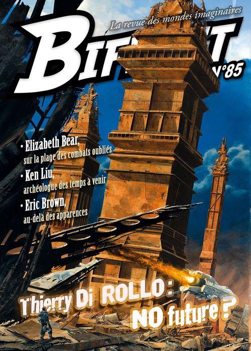 Bifrost N.85 ; dossier Jean Ray
