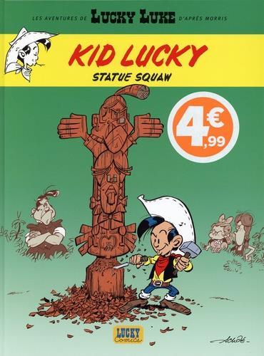 Les aventures de Kid Lucky d'après Morris T.3