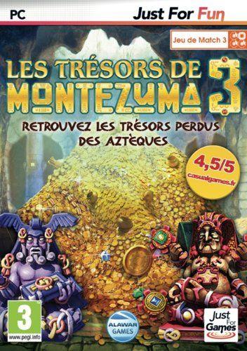 les trésors de Montezuma 3