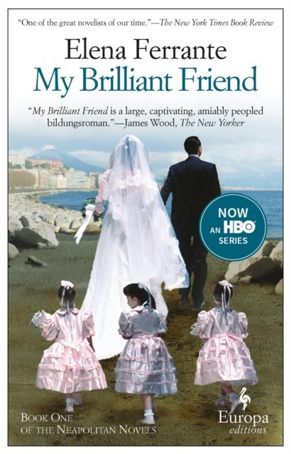 My Brilliant Friend : Childhood Book 1