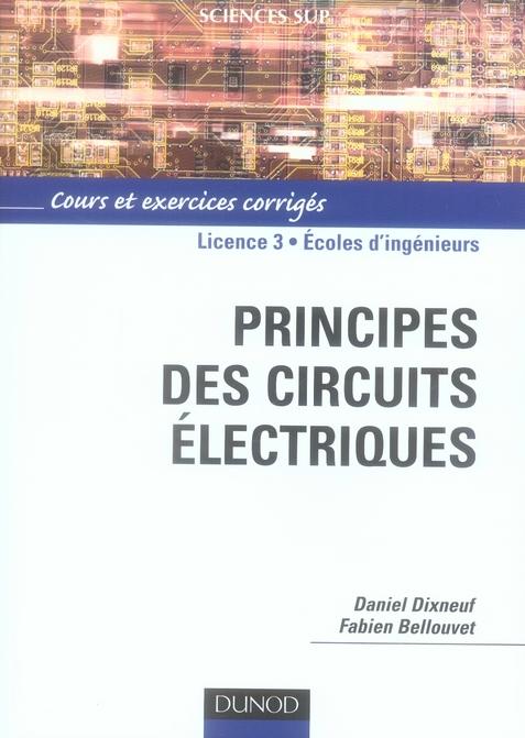 Principes Des Circuits Electriques