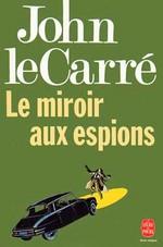 Couverture de Le miroir aux espions