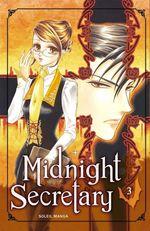 Vente Livre Numérique : Midnight secretary t.3  - Tomu Ohmi