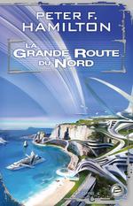 Couverture de La grande route du nord t.1