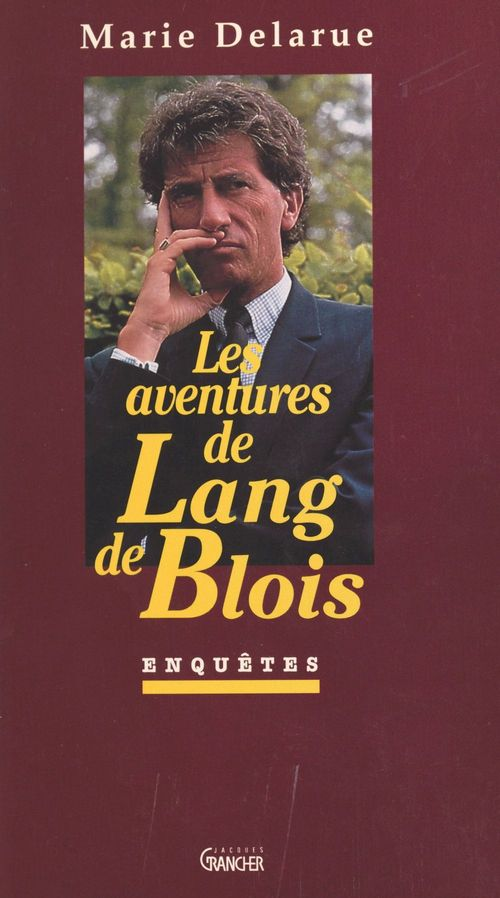 Les aventures de lang de blois