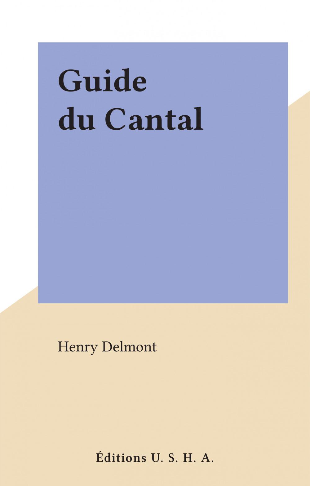 Guide du Cantal