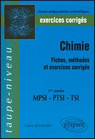 Chimie Mpsi, Ptsi, Tsi, 1ere Annee