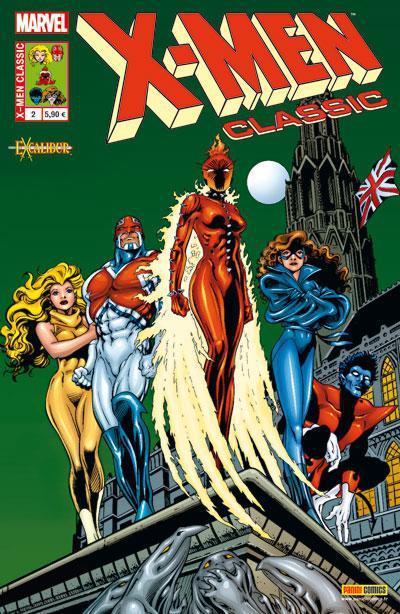 X-Men Classic T.2