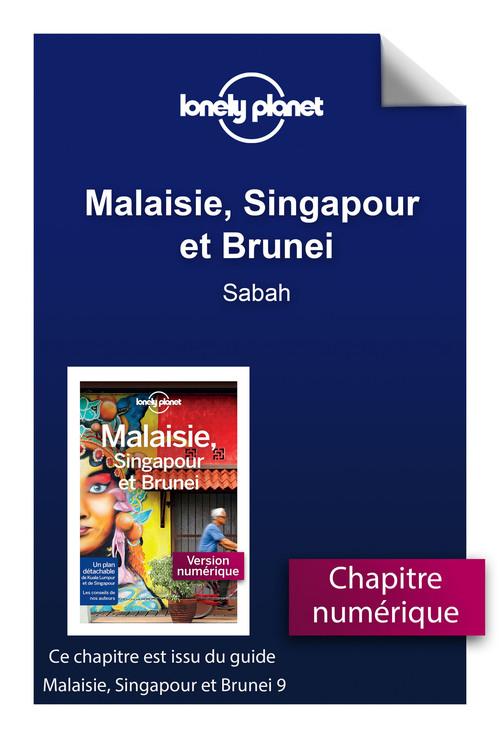 Malaisie, Singapour et Brunei - Sabah  - Lonely Planet Eng