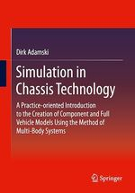 Simulation in Chassis Technology  - Dirk Adamski