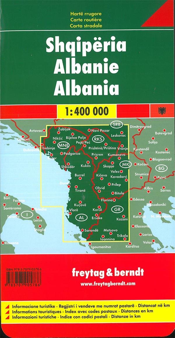 Albanien - Albania (édition 2005)