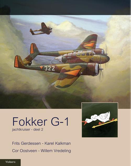 Fokker G-1 - deel 2 jachtkruiser