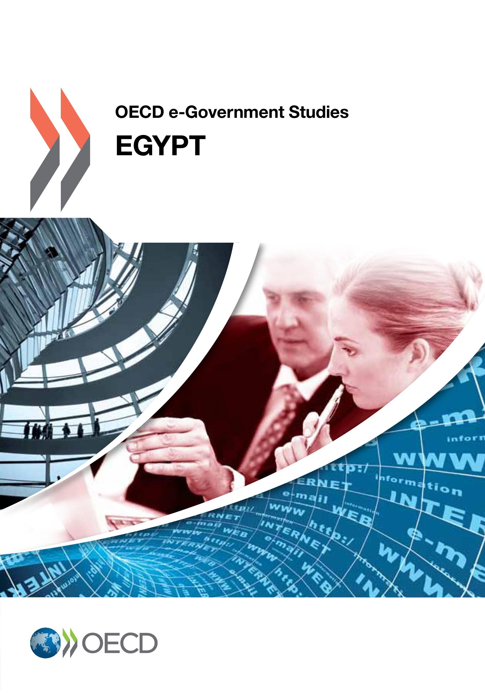 OECD e-Government Studies: Egypt 2013
